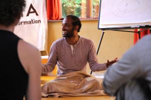 Vijay teaching