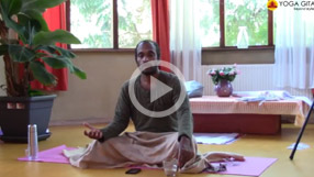 How to practise postures in right way by Vijay Gopala